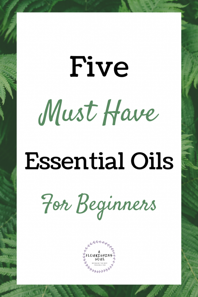 Looking to start an essential oil collection? Check out this post on five must have essential oils for beginners! #essentialoils #naturalliving #nontoxic