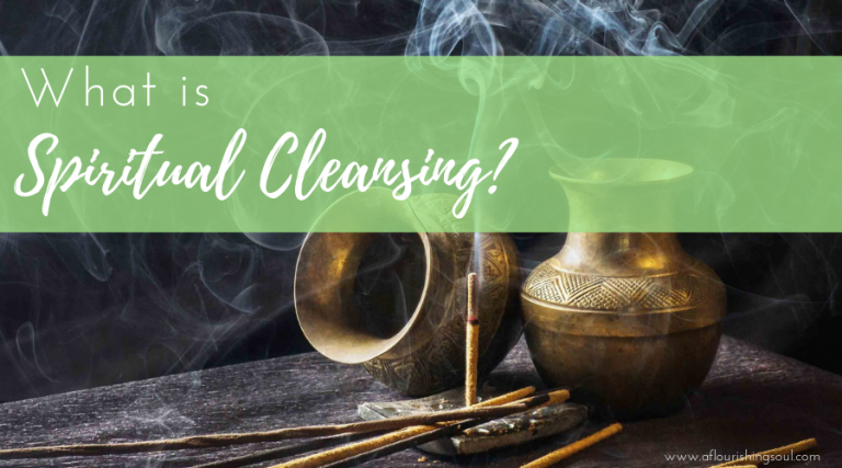 Does the energy in your home feel off? Check out this post to learn about spiritual cleansing! #energy #spiritualcleansing #energeticcleansing